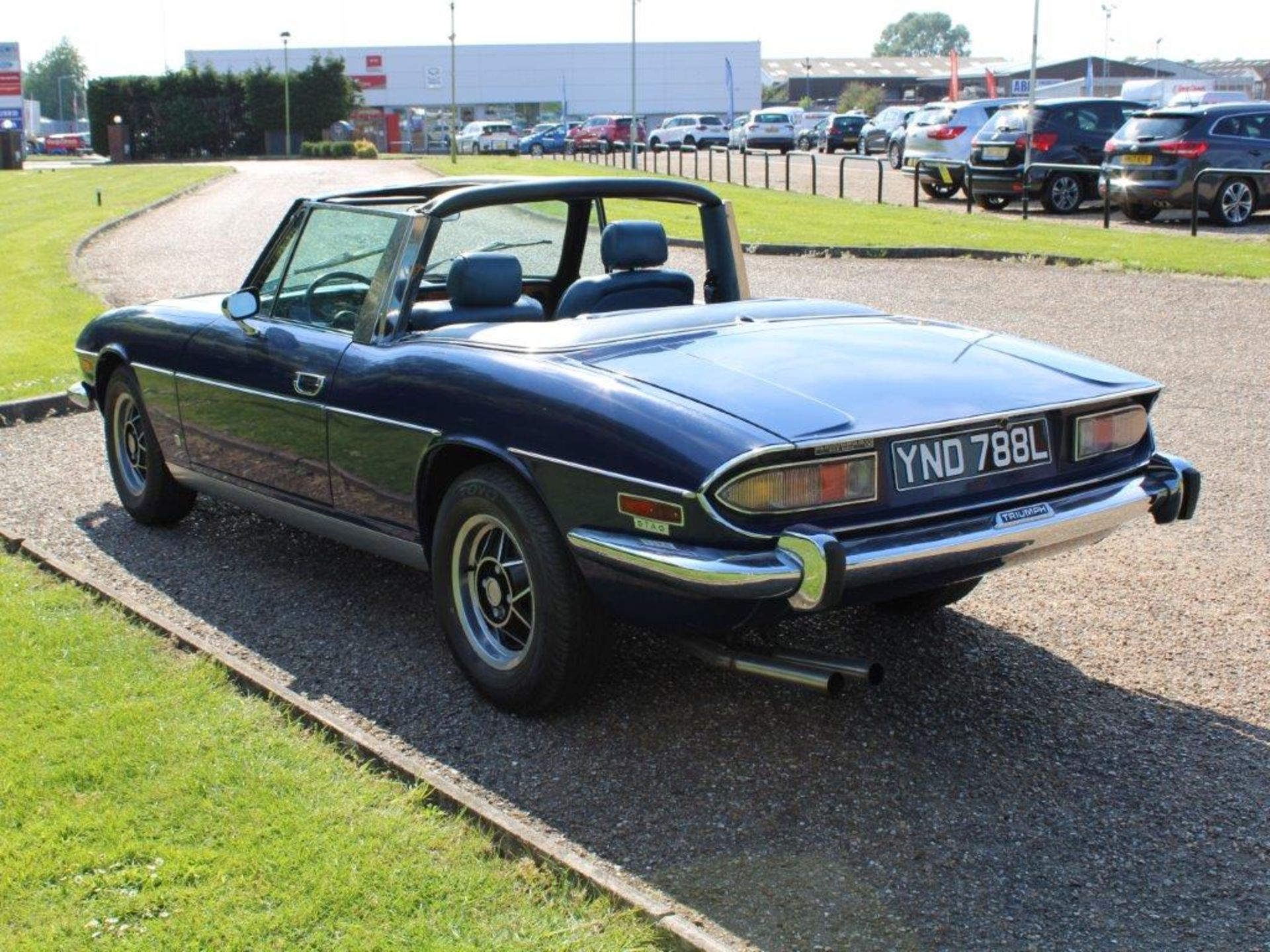 1973 Triumph Stag 3.0 LHD - Image 7 of 28