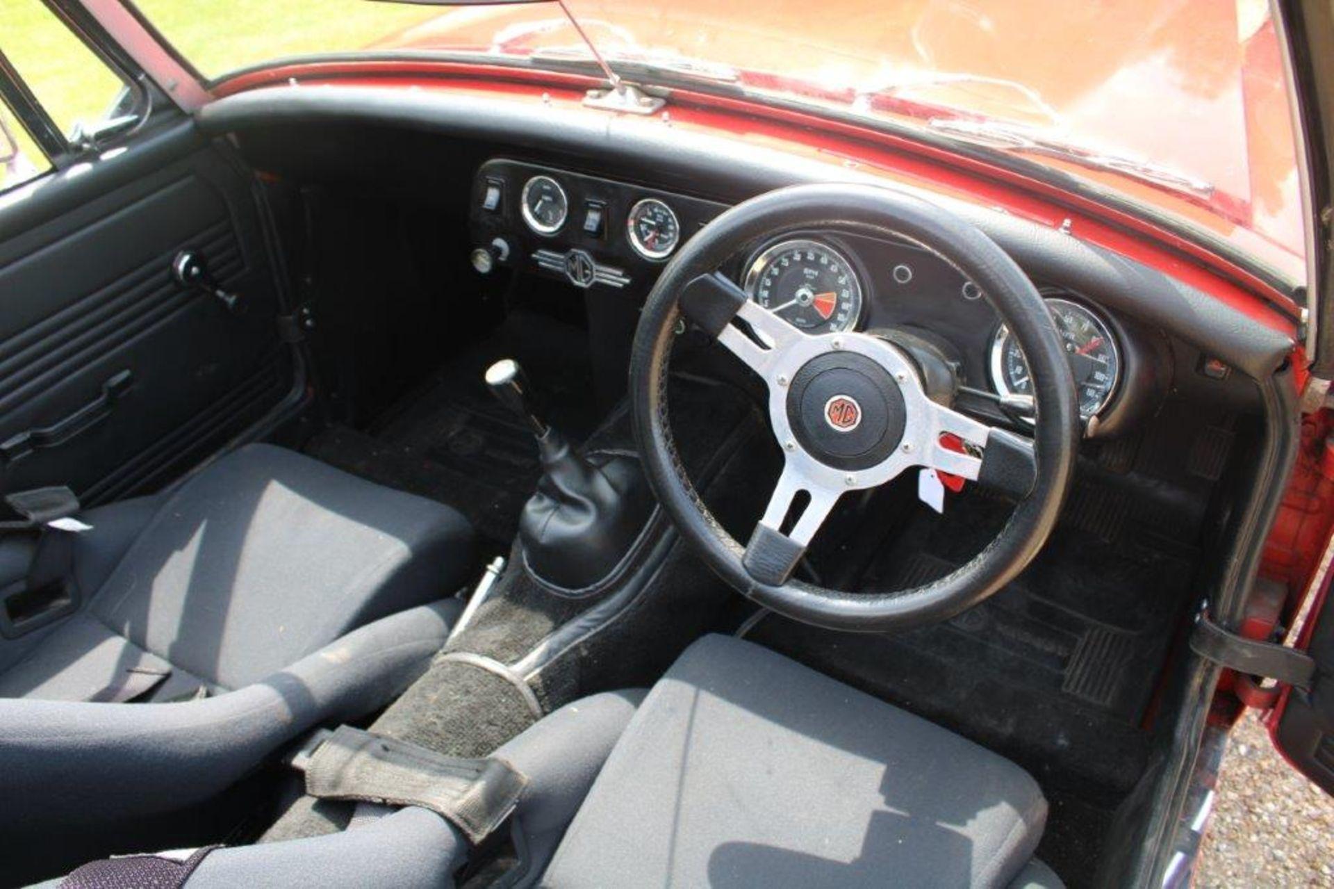 1973 MG Midget MK III - Image 12 of 25