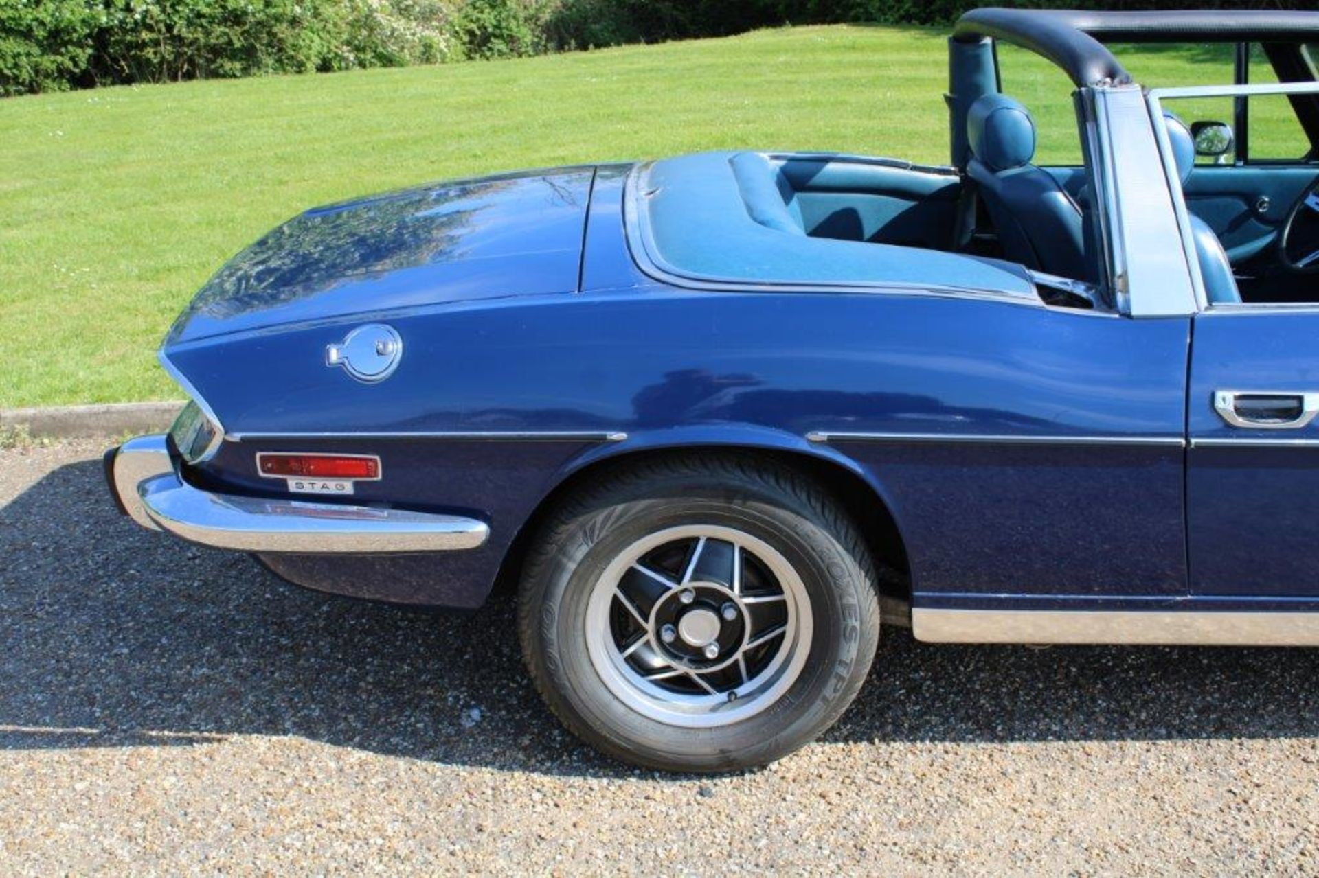 1973 Triumph Stag 3.0 LHD - Image 11 of 28
