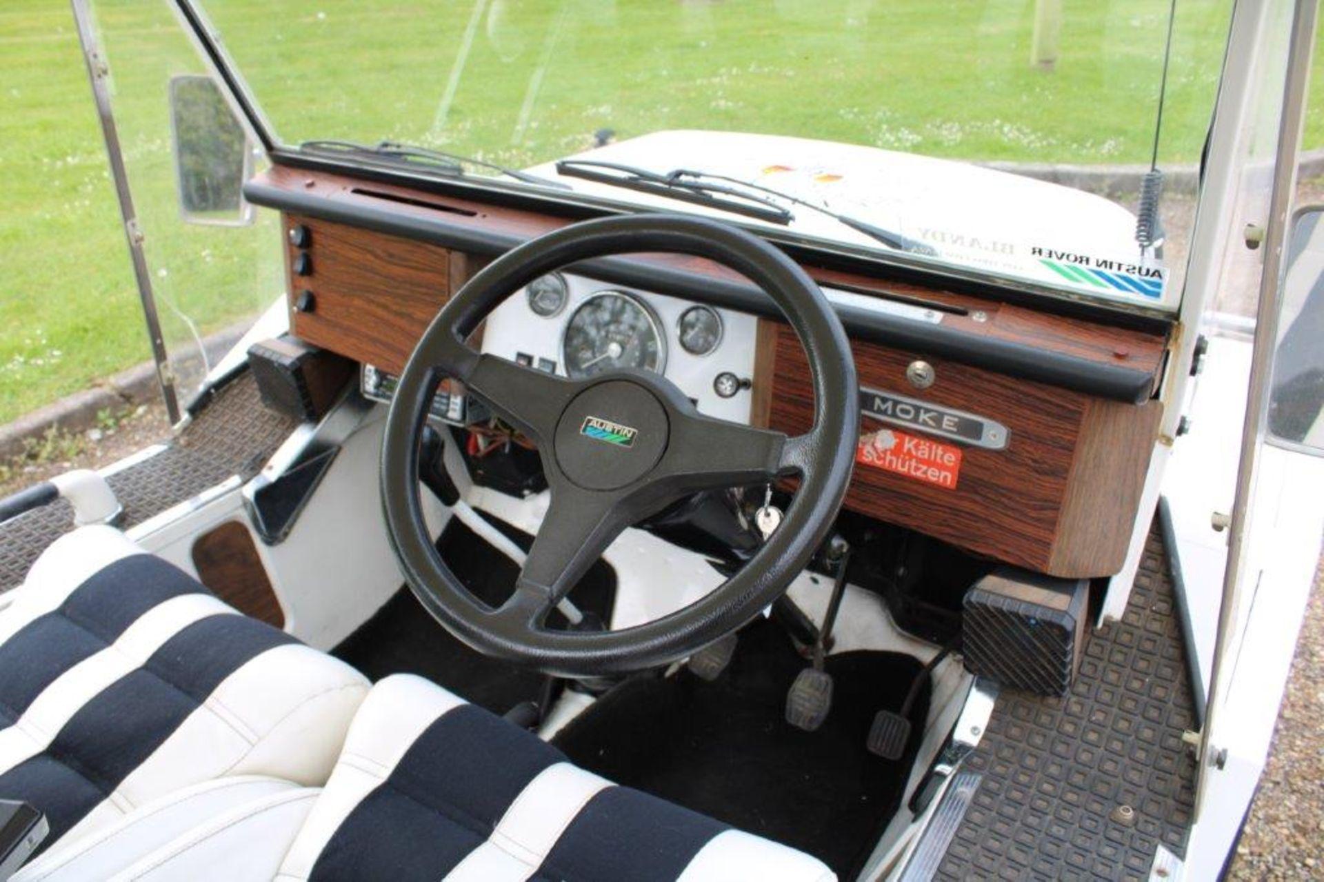 1988 Austin Rover Mini Moke - Image 18 of 22