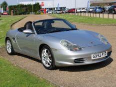 2004 Porsche Boxster 2.7