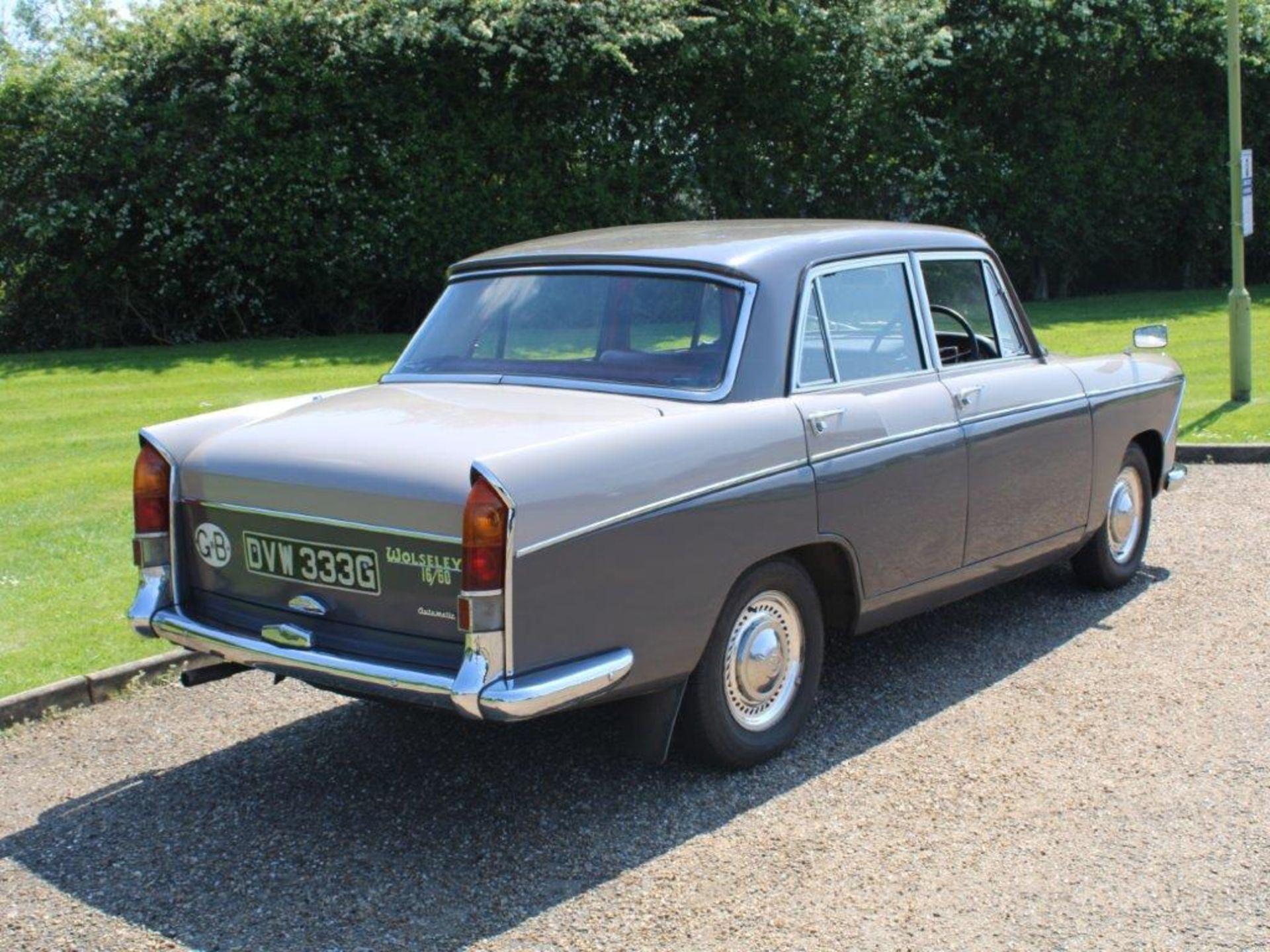 1969 Wolseley 16/60 Auto - Image 2 of 31