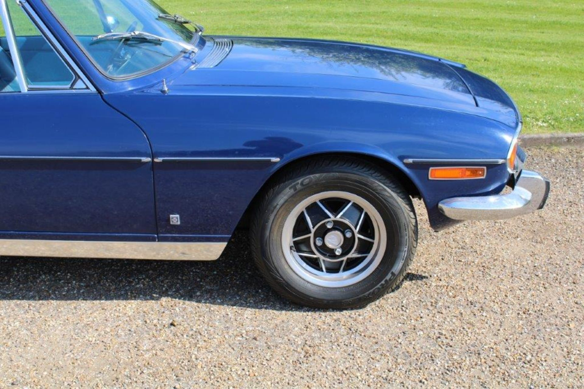 1973 Triumph Stag 3.0 LHD - Image 12 of 28