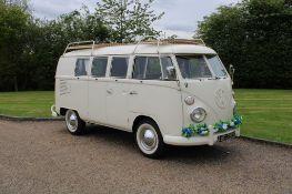 1966 Volkswagen Split Screen Camper LHD
