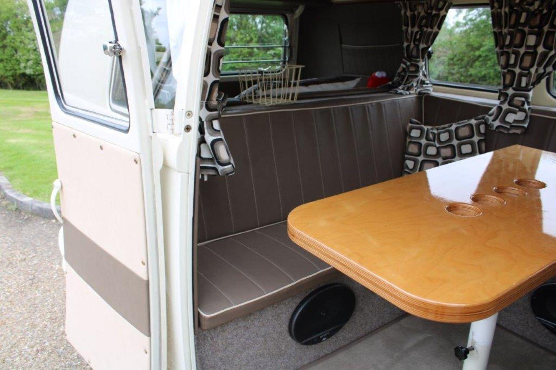 1966 Volkswagen Split Screen Camper LHD - Image 22 of 28