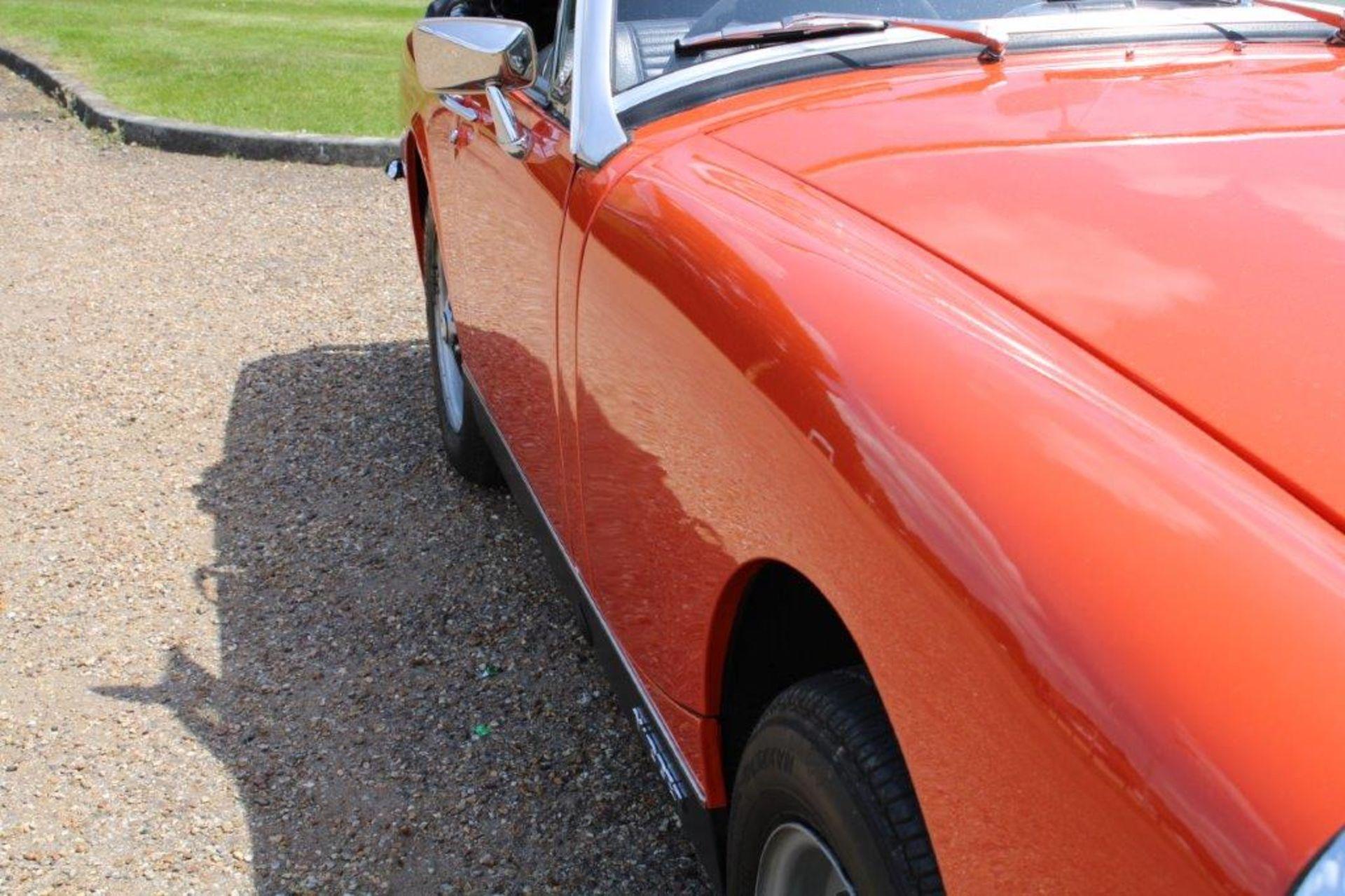 1974 MG Midget MK III - Image 11 of 30