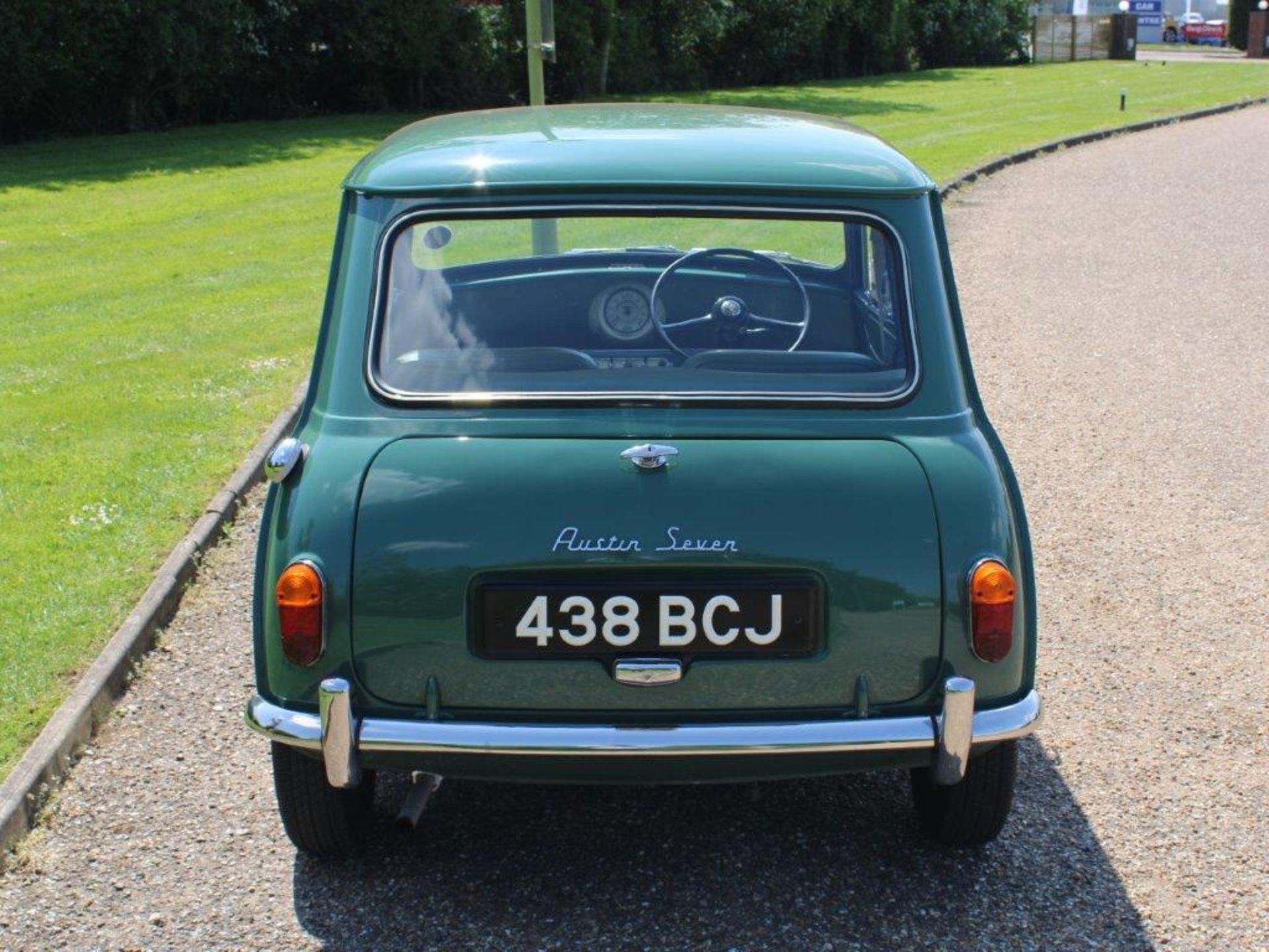 1962 Austin Mini 850 MK I - Image 3 of 28