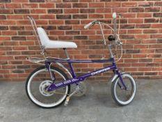 Raleigh Chopper Mk2 - Purple
