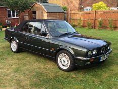 1990 BMW E30 325i Cabriolet