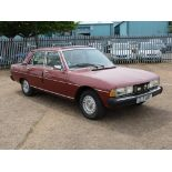 1978 Peugeot 604 Auto Father & son owned from new