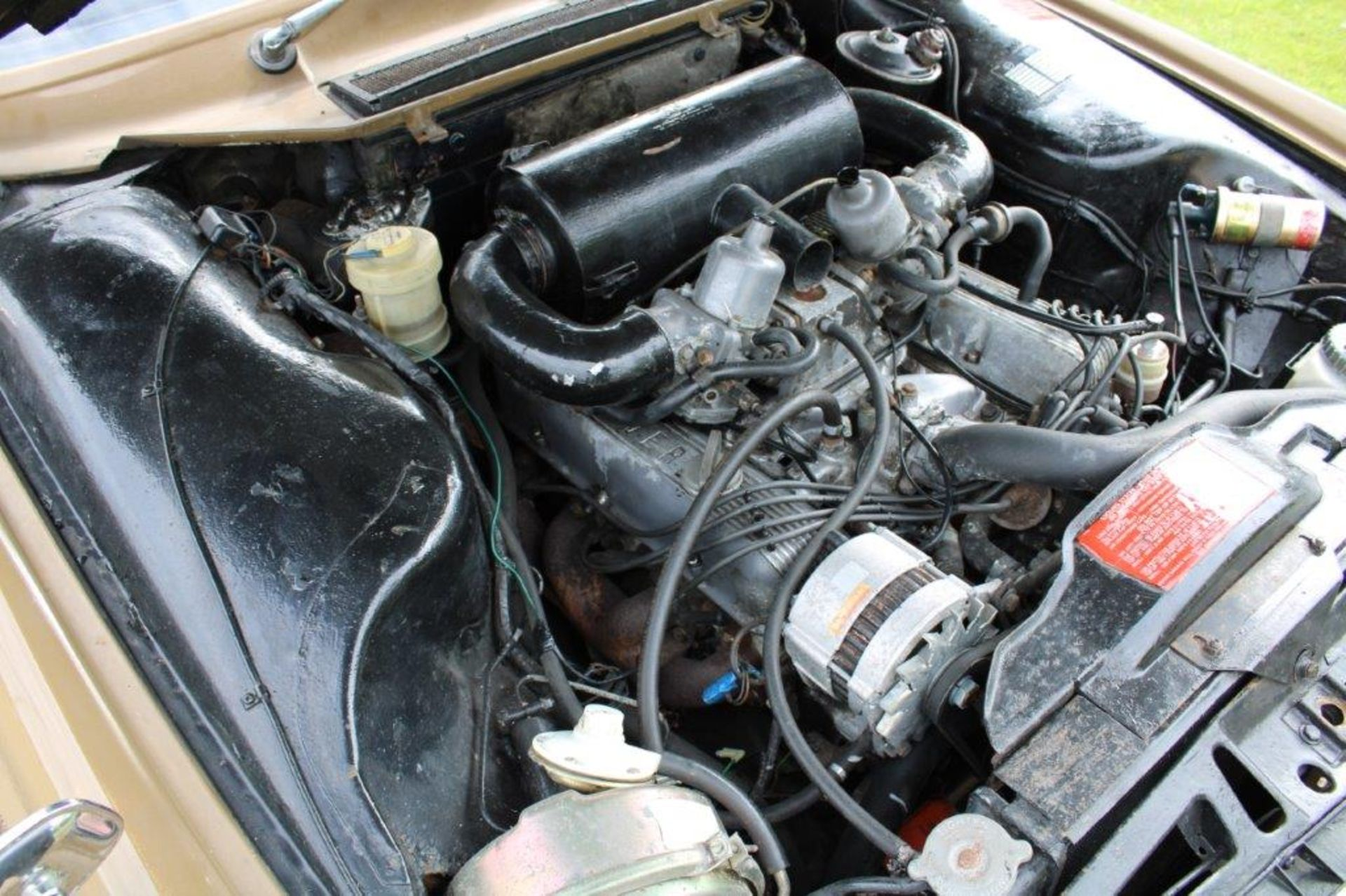 1970 Rover P6 3500 S 1 of 6 development cars - Image 21 of 21