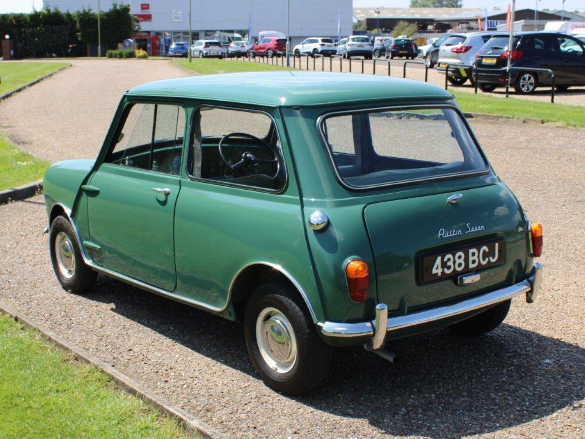 1962 Austin Mini 850 MK I - Image 4 of 28
