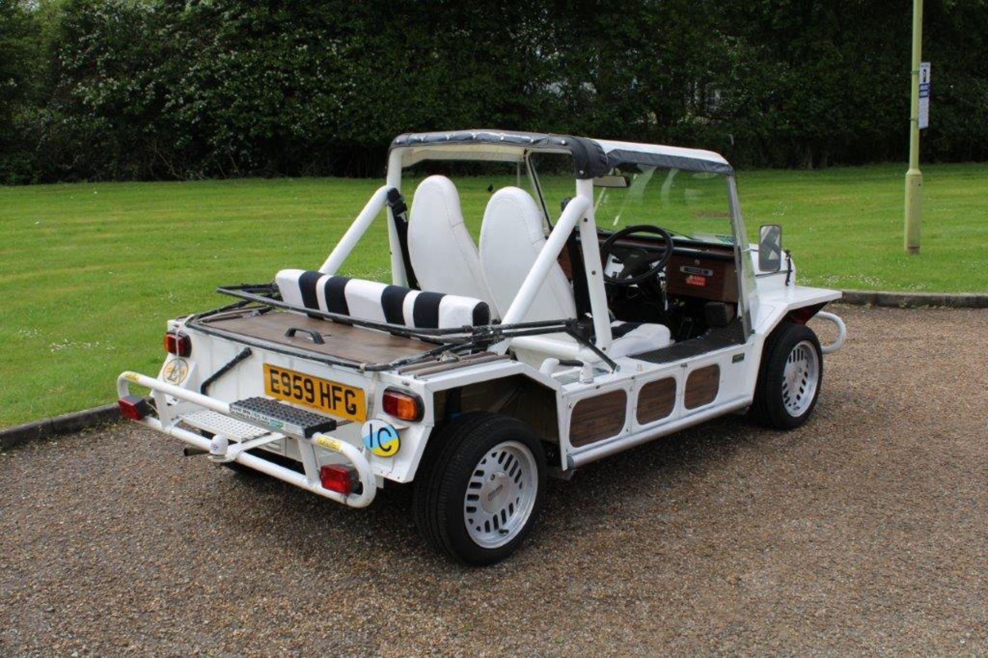 1988 Austin Rover Mini Moke - Image 2 of 22