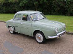 1956 Renault Dauphine LHD