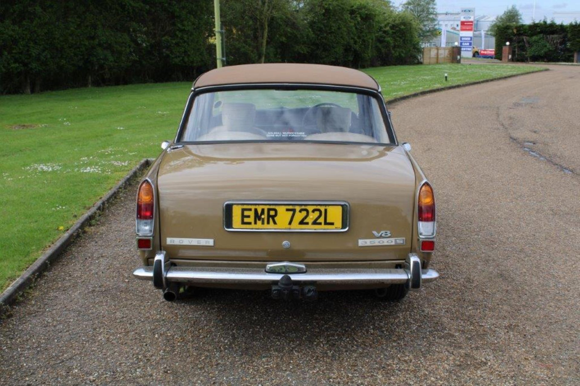 1970 Rover P6 3500 S 1 of 6 development cars - Image 7 of 21