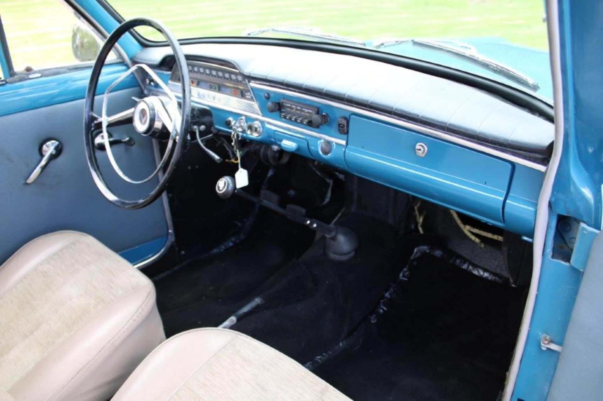 1961 Volvo P 21114 A Pick-Up LHD - Image 15 of 25