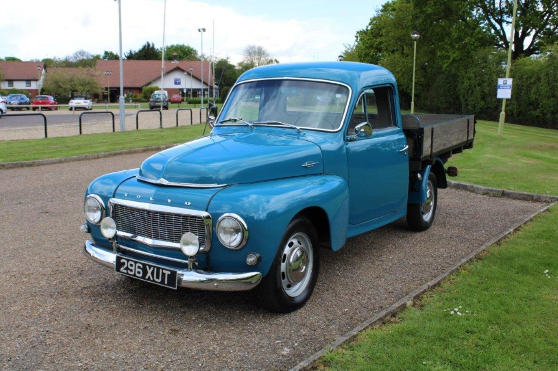 1961 Volvo P 21114 A Pick-Up LHD - Image 3 of 25
