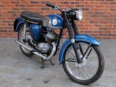 1971 BSA Bantam D14
