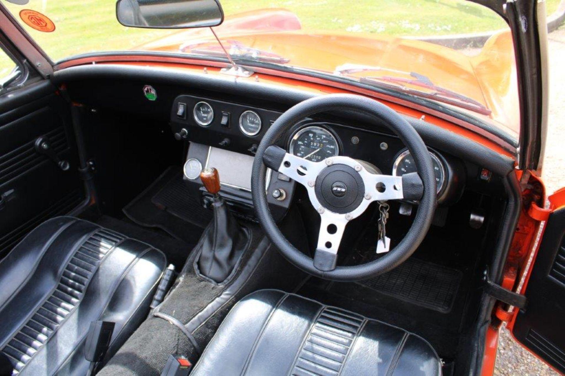1979 MG Midget 1500 - Image 19 of 37
