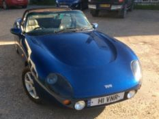1999 TVR Griffith 500