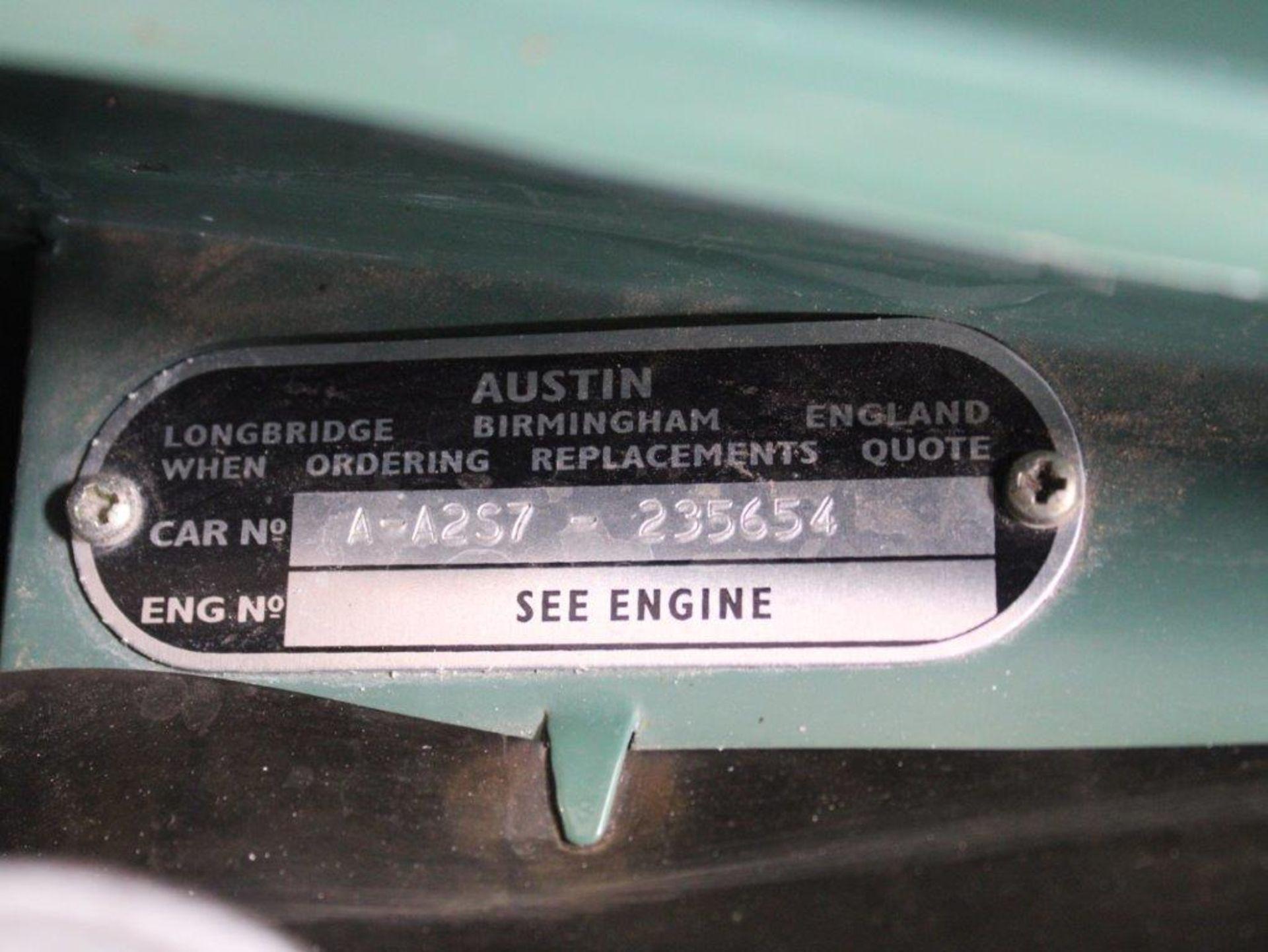 1962 Austin Mini 850 MK I - Image 27 of 28