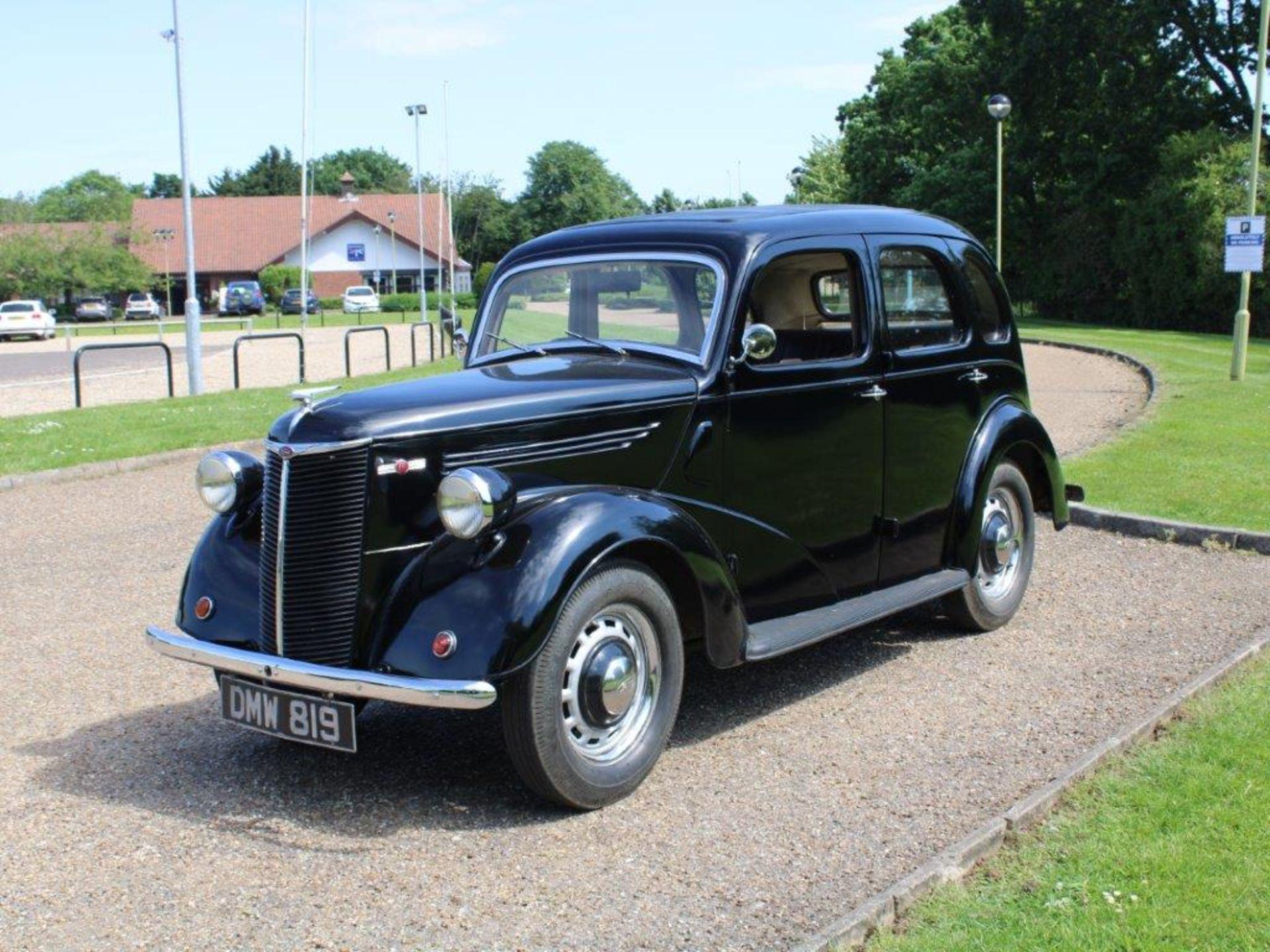 1946 Ford Prefect E93A - Image 3 of 30