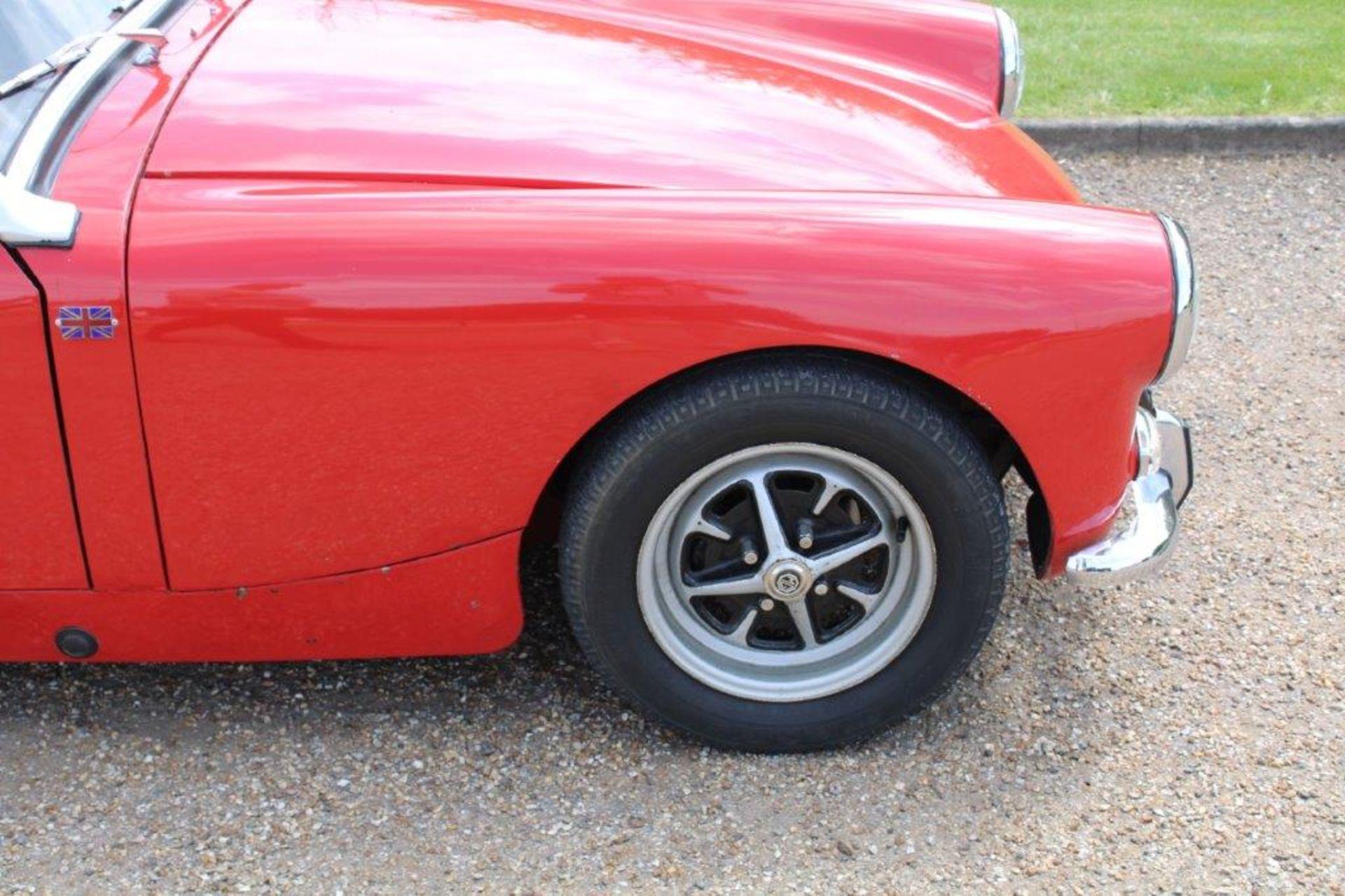 1973 MG Midget MK III - Image 10 of 25