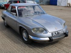 1966 Panhard 24C RHD