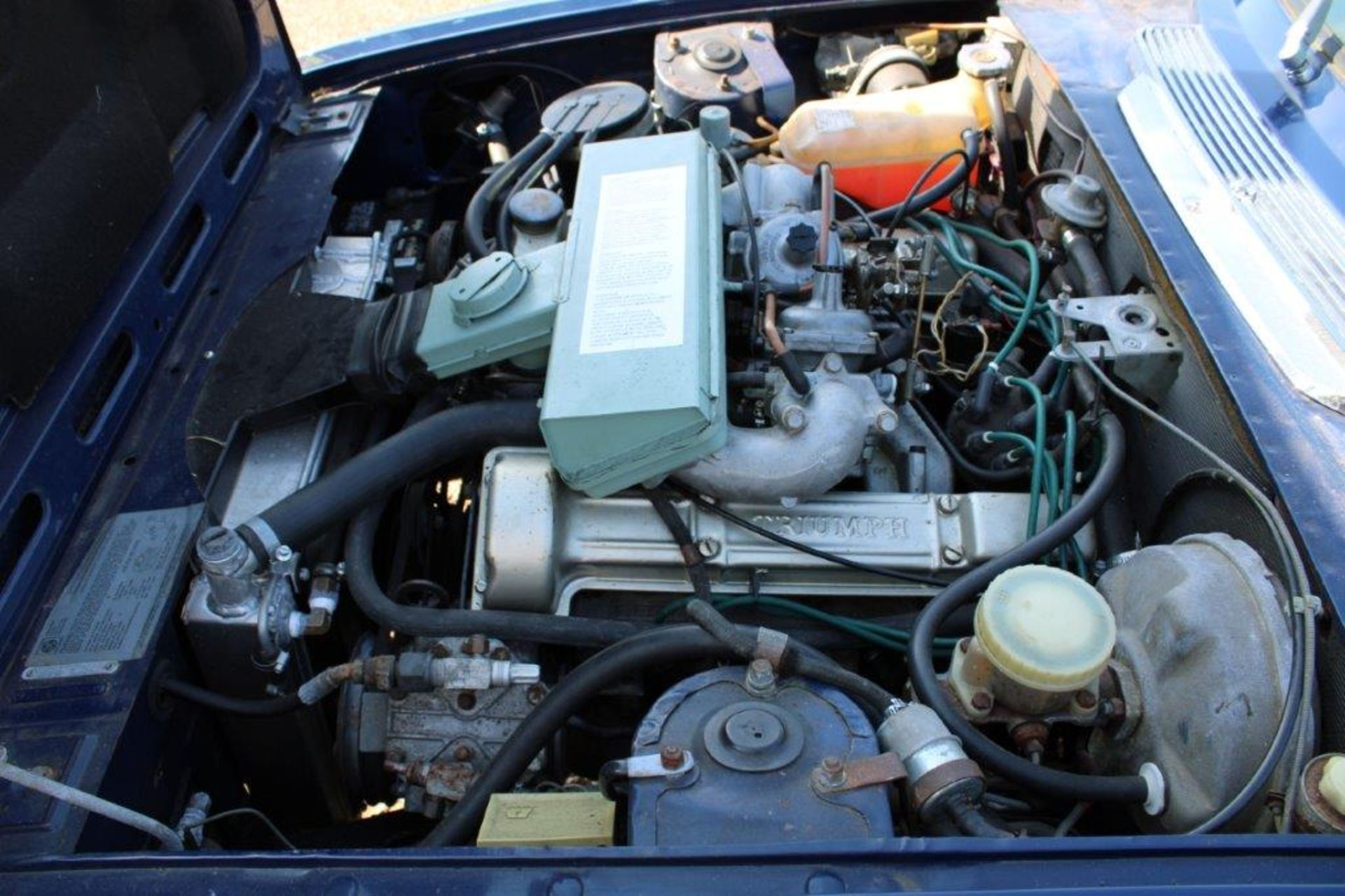 1973 Triumph Stag 3.0 LHD - Image 21 of 28