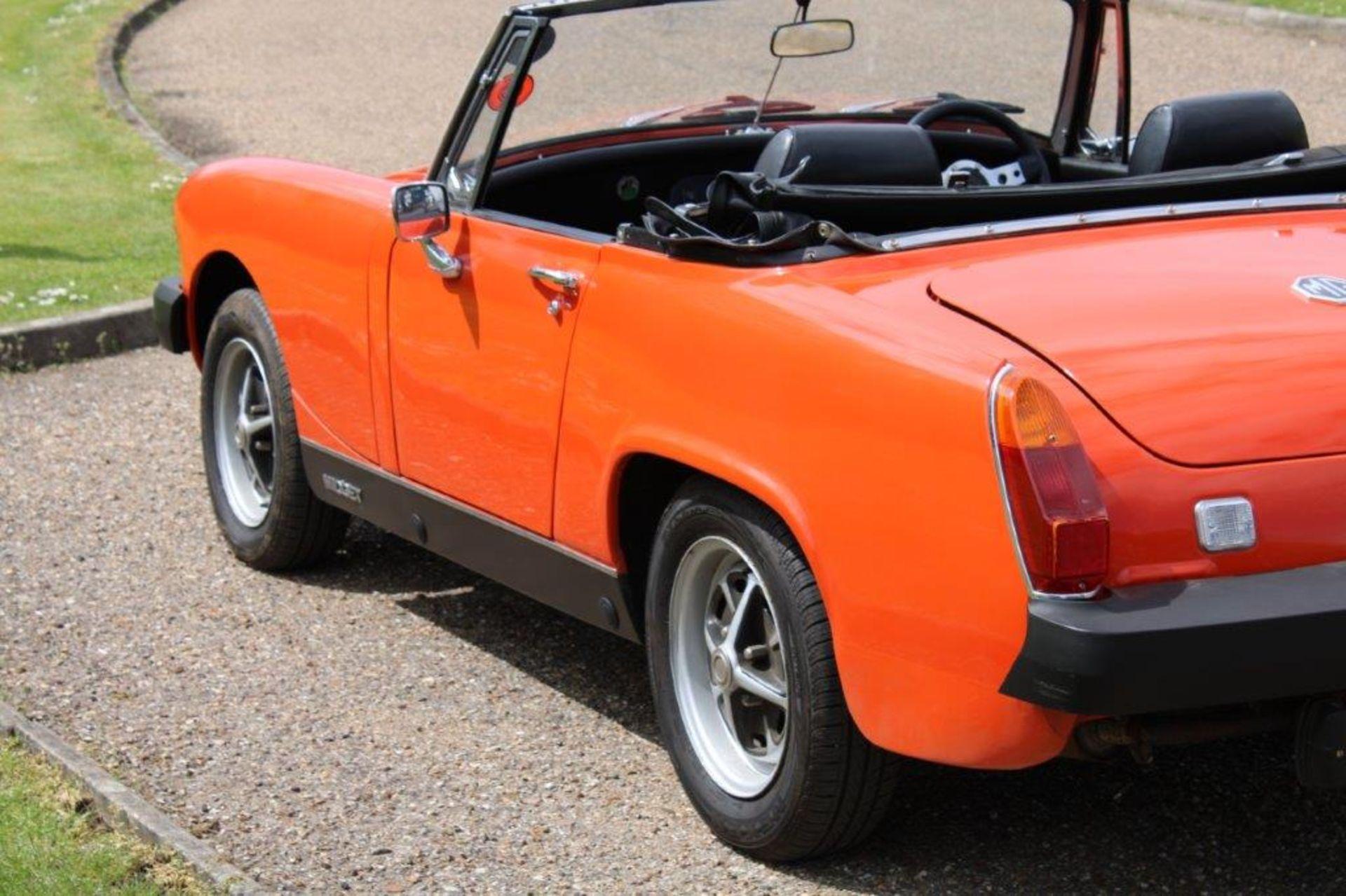 1979 MG Midget 1500 - Image 7 of 37