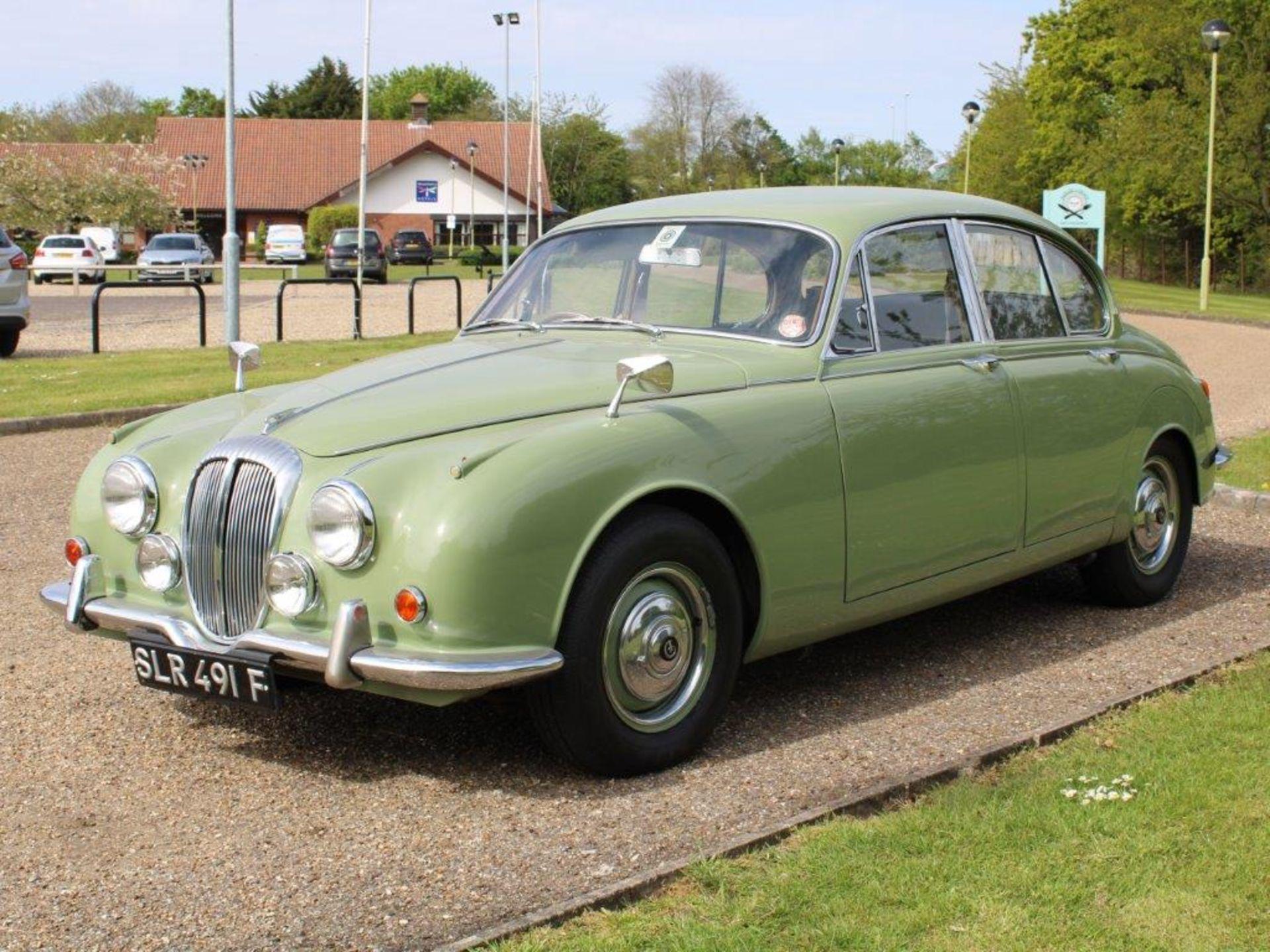 1968 Daimler V8 250 Auto - Image 3 of 30