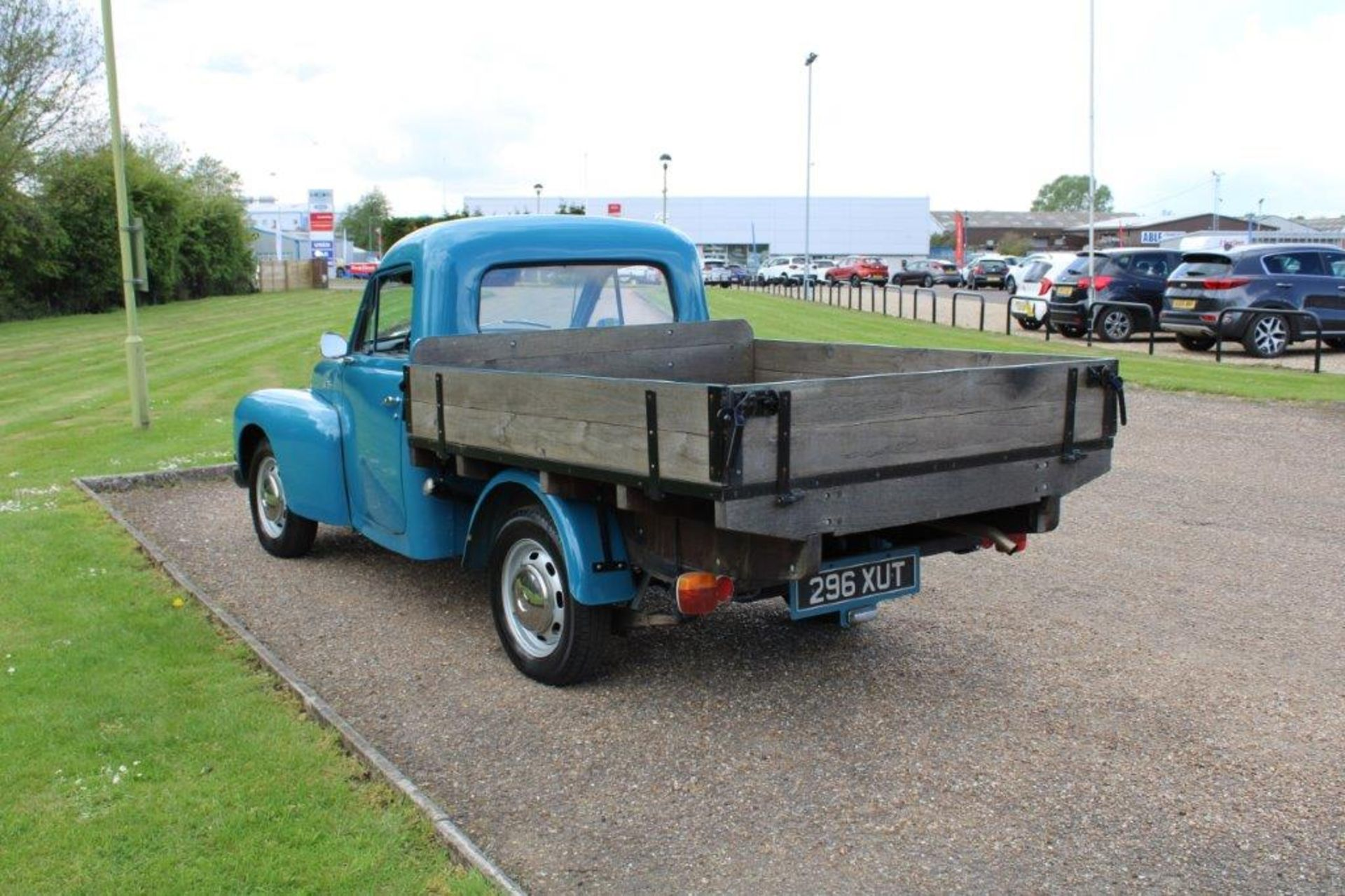 1961 Volvo P 21114 A Pick-Up LHD - Image 8 of 25