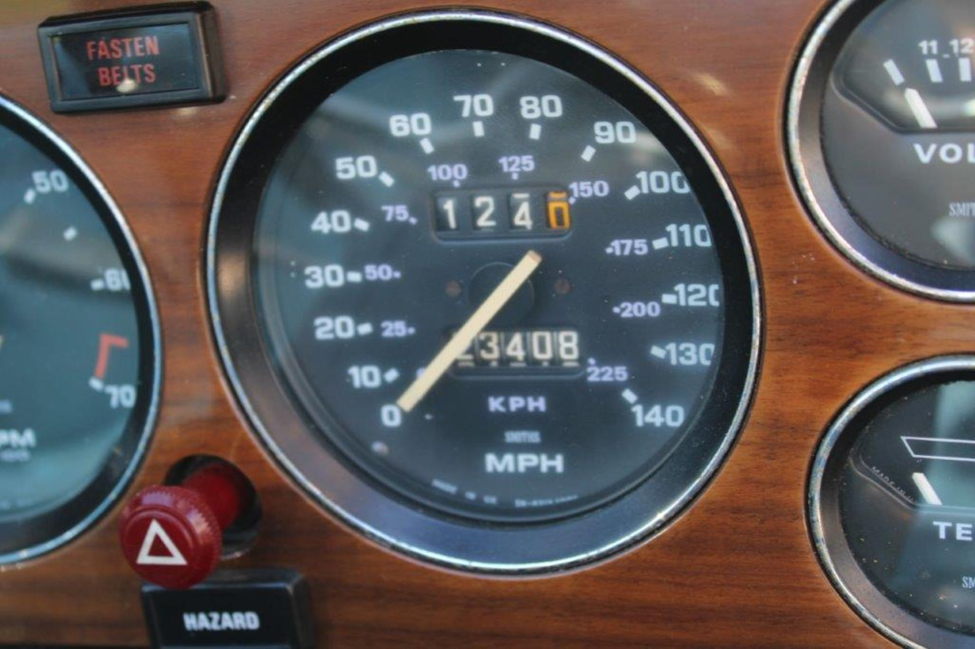 1973 Triumph Stag 3.0 LHD - Image 17 of 28