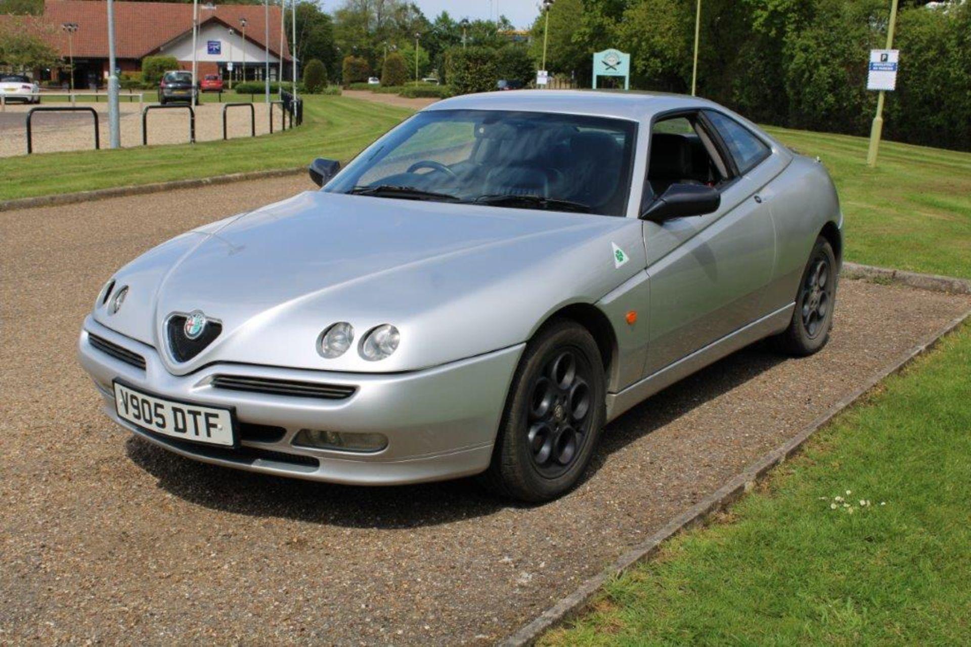 1999 Alfa Romeo GTV Lusso T-Spark 16v - Image 9 of 18