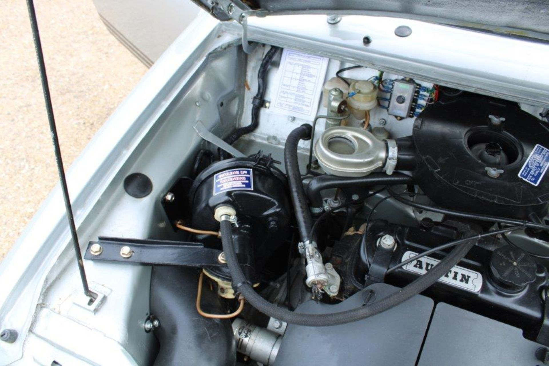 1980 Austin Morris Mini 1275 GT - Image 24 of 28