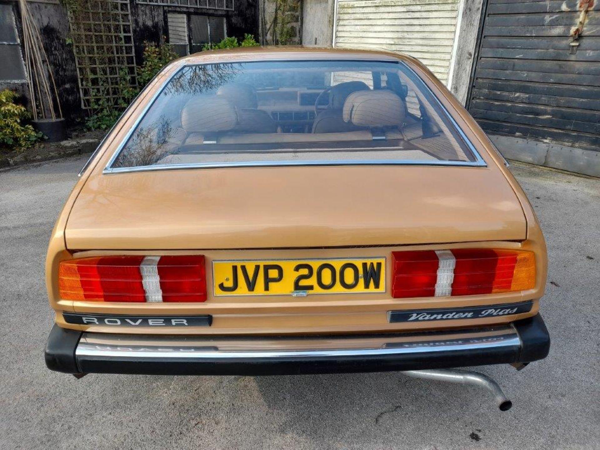 1981 Rover SD1 3500 Vanden Plas - Image 4 of 6