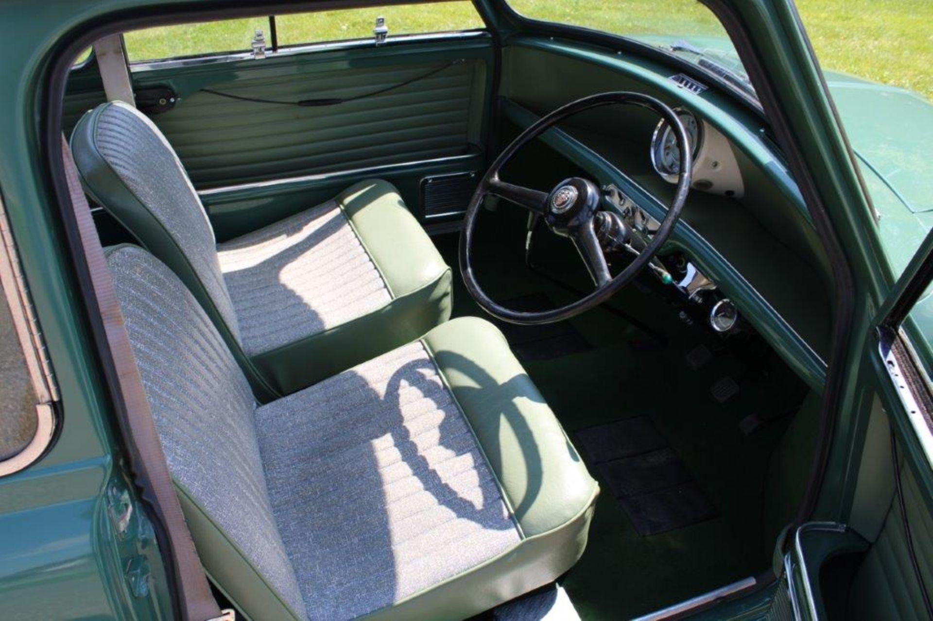 1962 Austin Mini 850 MK I - Image 21 of 28