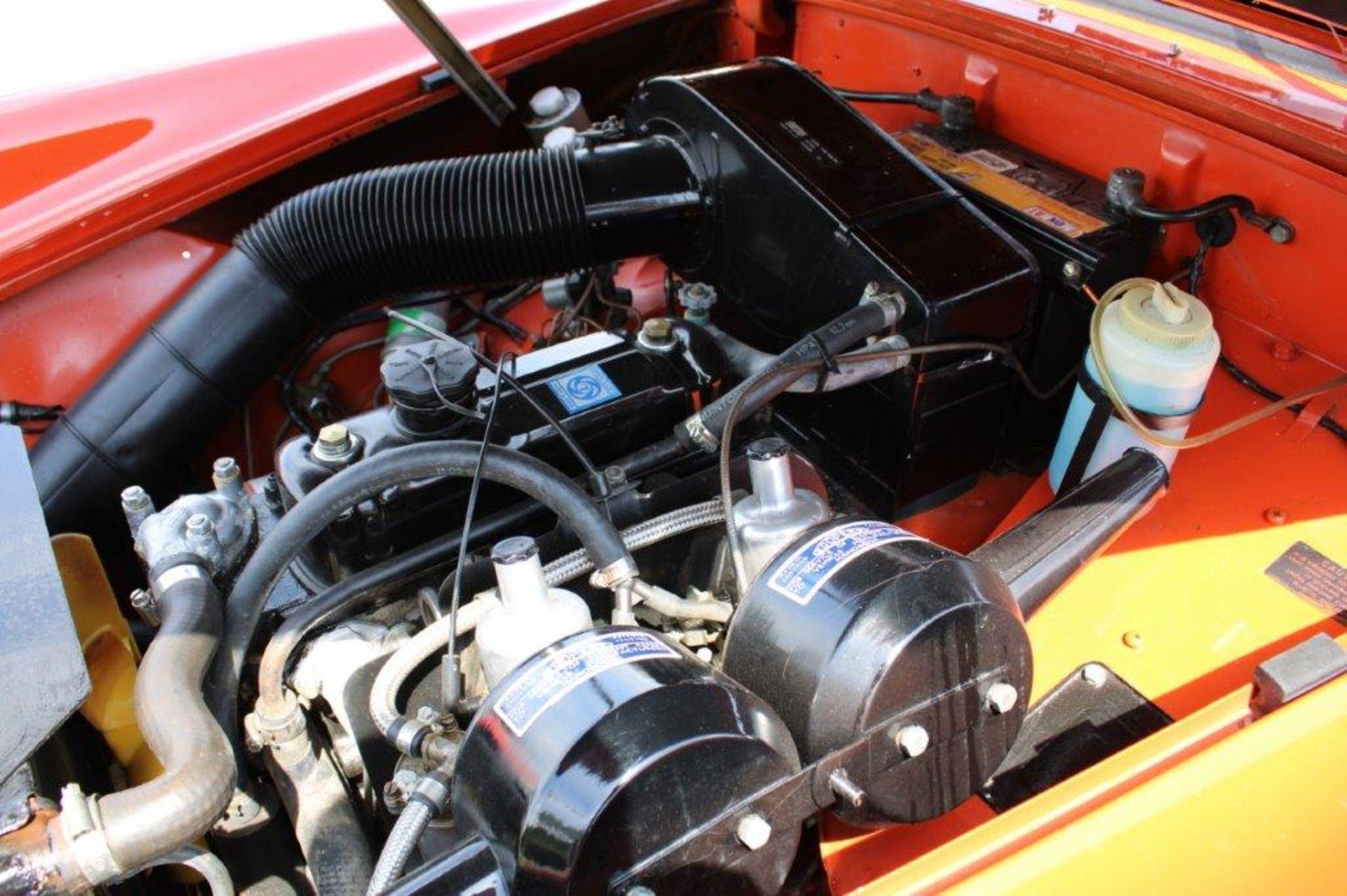 1974 MG Midget MK III - Image 17 of 30