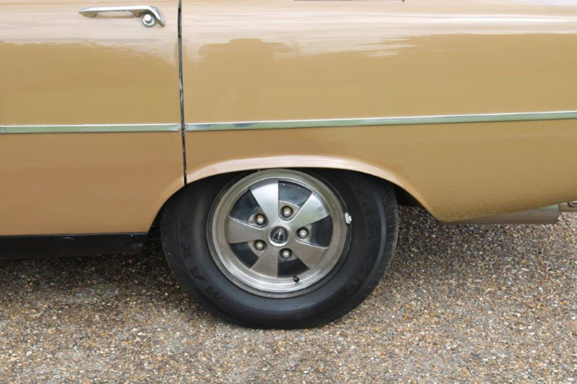 1970 Rover P6 3500 S 1 of 6 development cars - Image 5 of 21