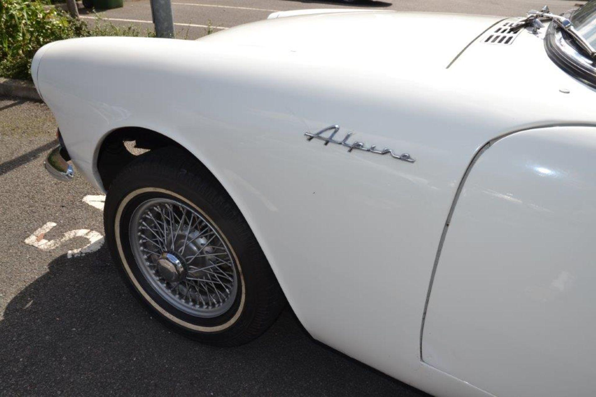 1967 Sunbeam Alpine Series V - Image 8 of 8