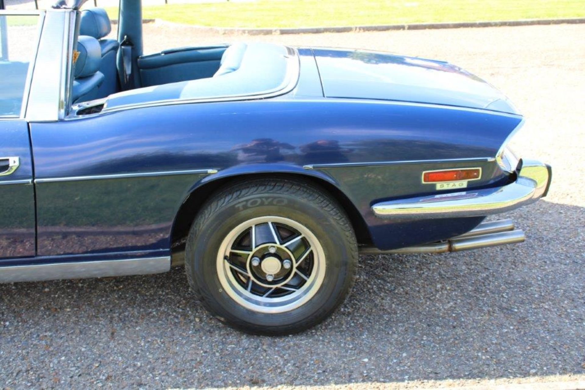 1973 Triumph Stag 3.0 LHD - Image 5 of 28