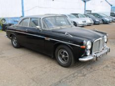 1973 Rover P5B Coupe 2.7 Diesel