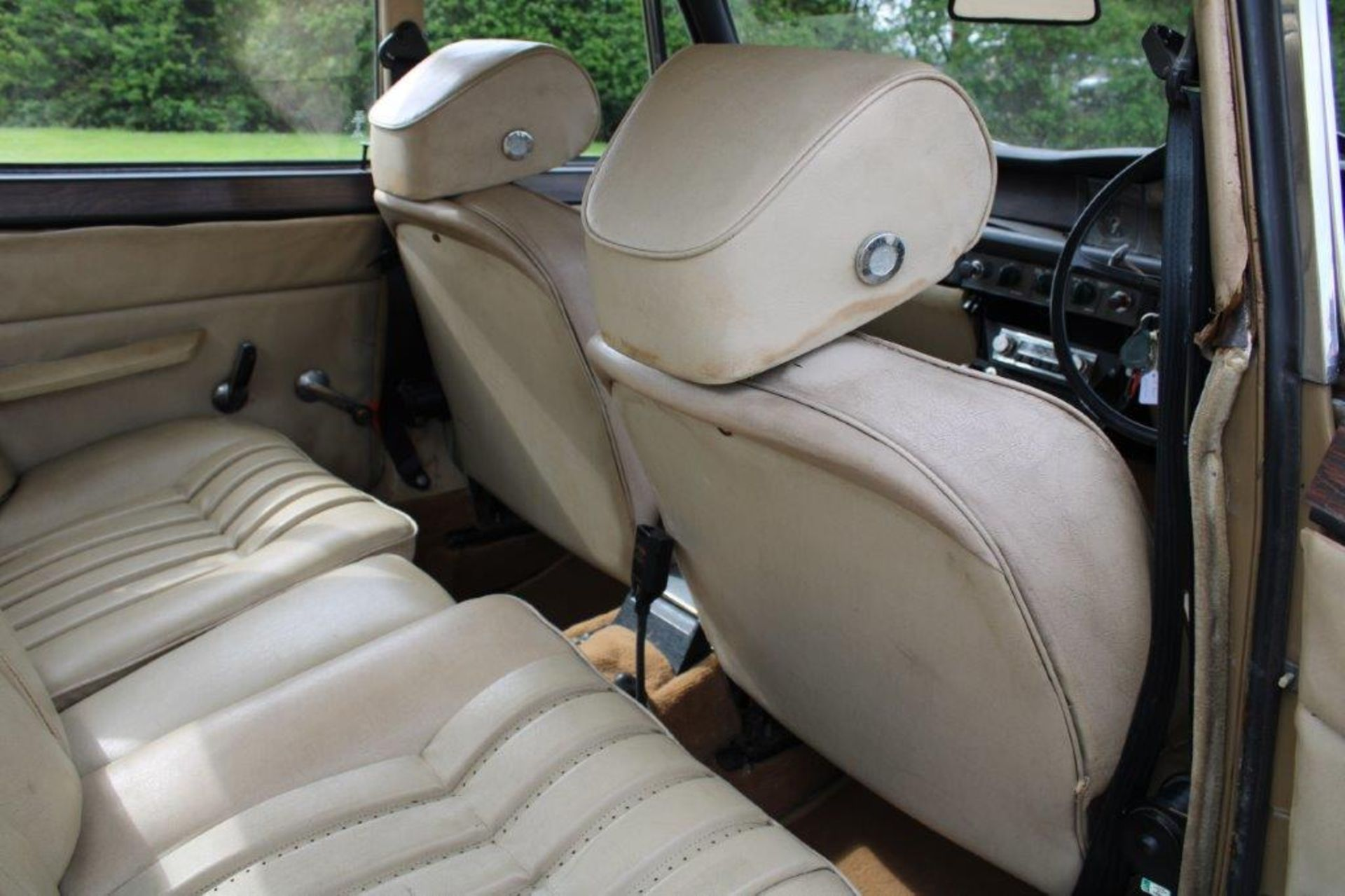 1970 Rover P6 3500 S 1 of 6 development cars - Image 15 of 21