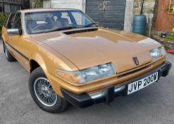 1981 Rover SD1 3500 Vanden Plas