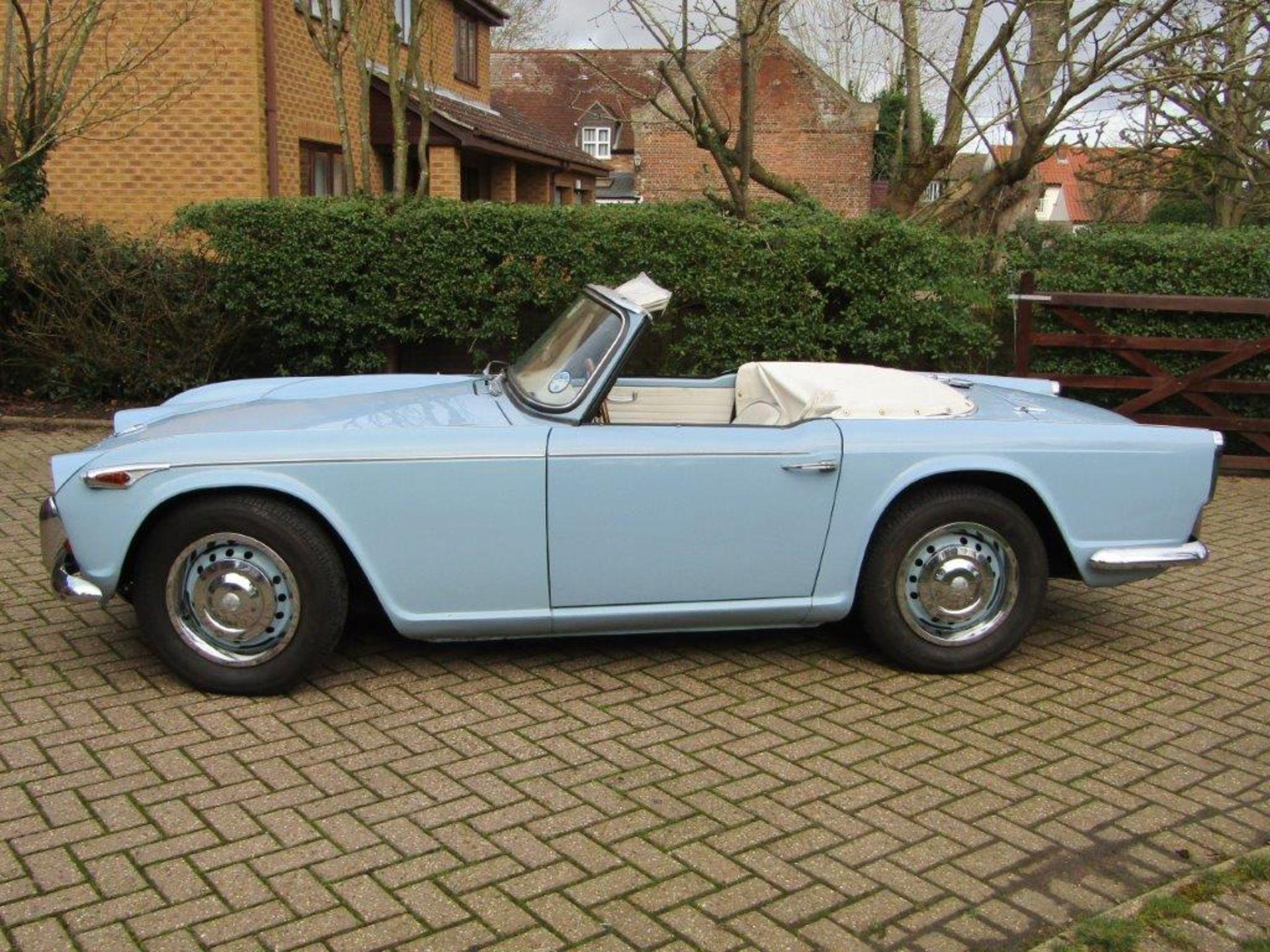 1965 Triumph TR4 - Image 5 of 17