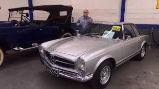 Classic car sale preview