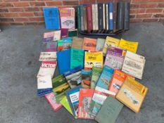Box Of Car & Workshop Manuals