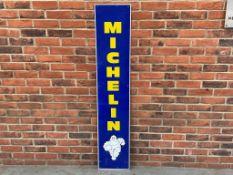 Aluminium Michelin Sign