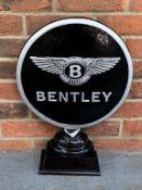Cast Aluminium Bentley Display Stand
