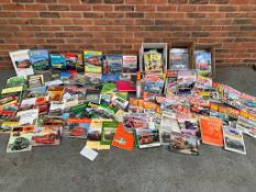 Large Quantity Of Bus Related Books & Magazines